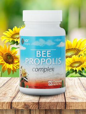 Manfaat Bee Propolis Complex