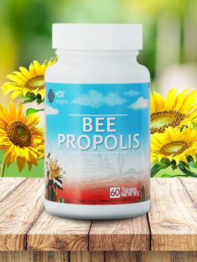 Manfaat Bee Propolis Tablet HDI