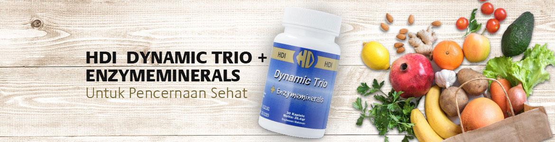 Manfaat Dinamic Trio Plus Enzymineral