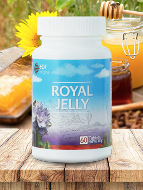 Manfaat Royal Jelly Tablet