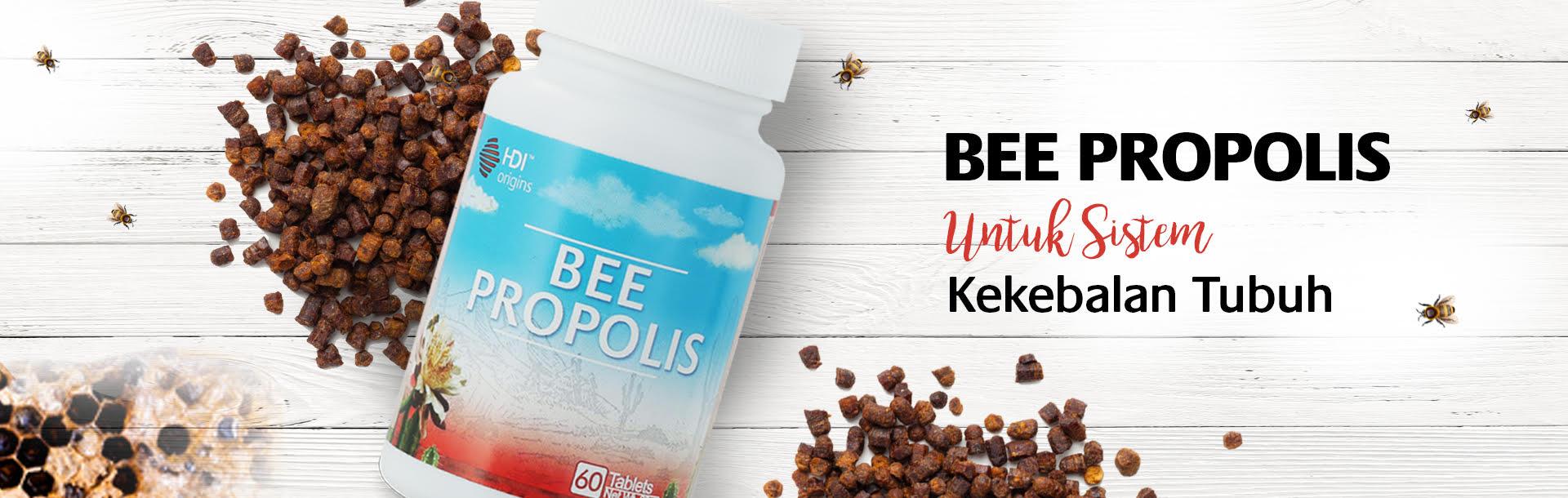 Manfaat Bee Propolis