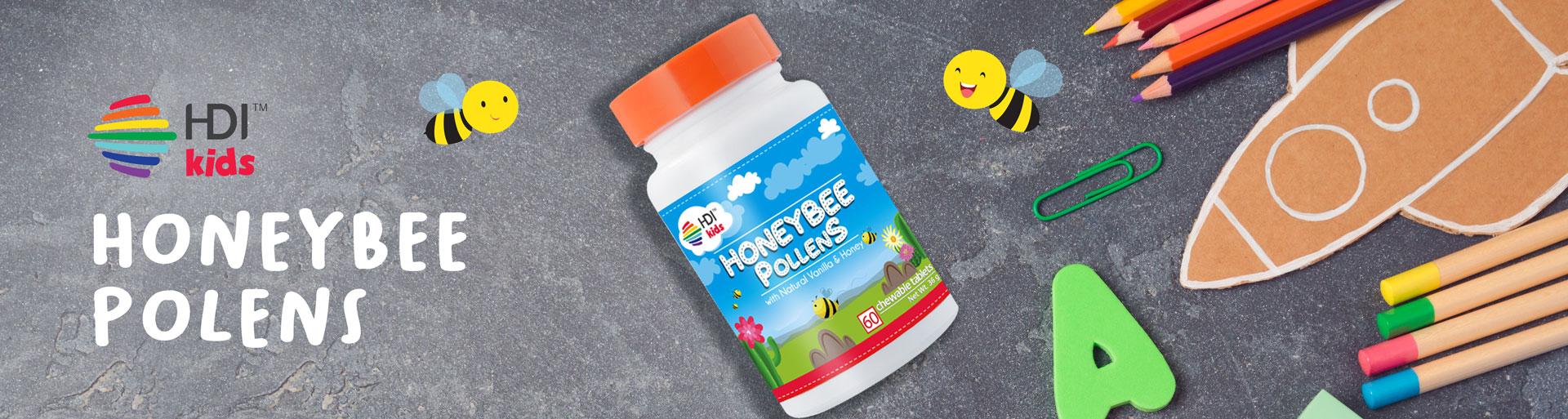 Manfaat Honey Bee Pollens