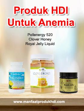 Produk HDI Untuk Anemia